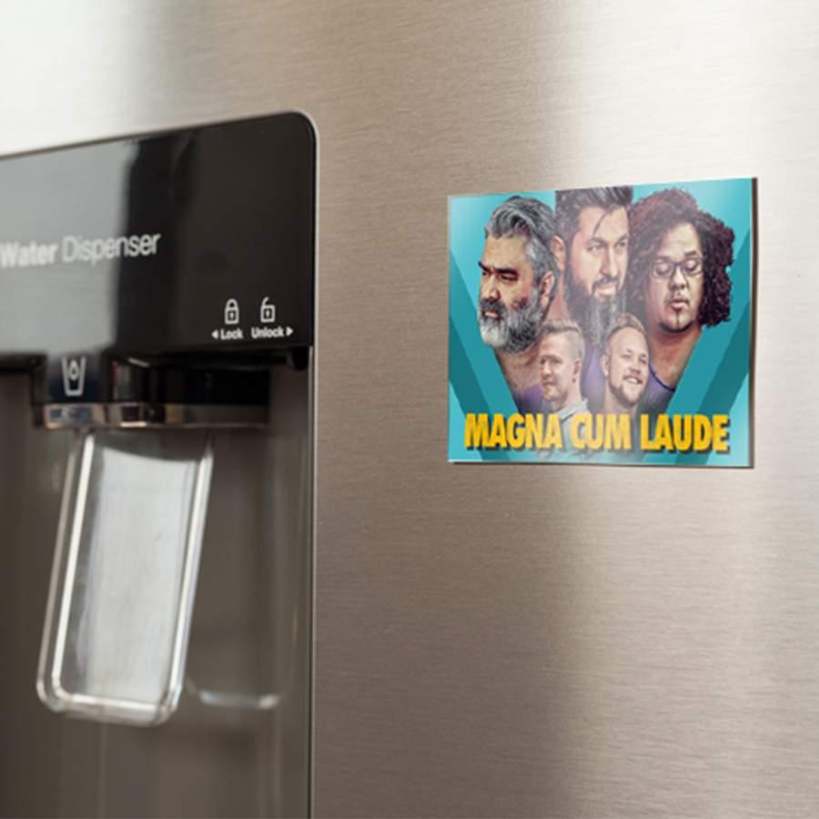MCL hűtőmágnes